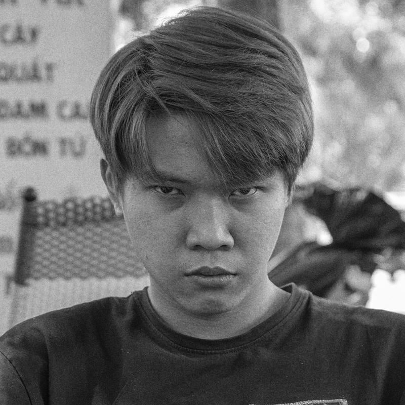 Minh Nhật diễn viên hãng phim QVFilm
