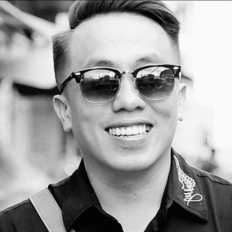 Xướng ngôn viên Hoàng Nam Nguyễn - Hãng phim QVFilm