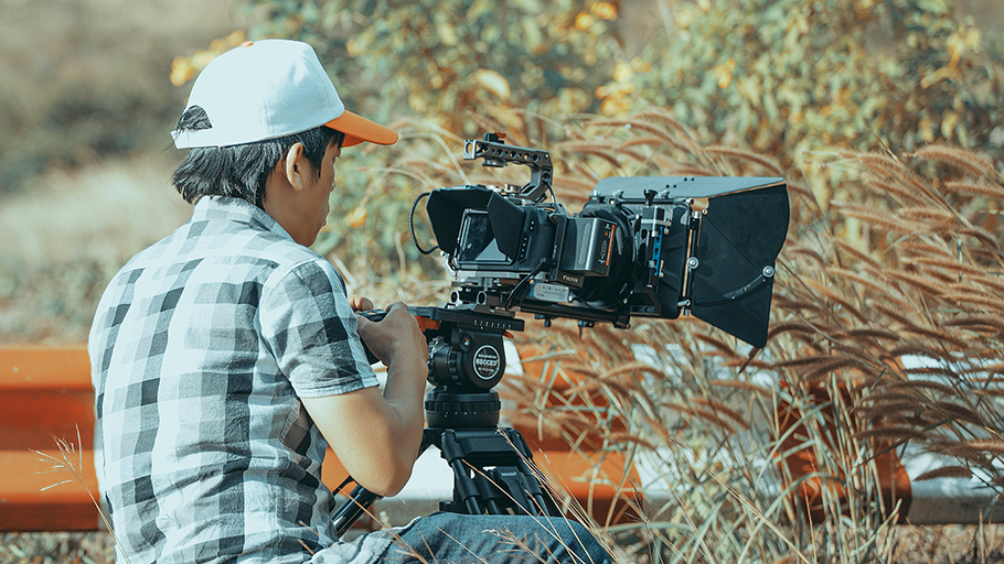 Hậu trường sản xuất phim QVFilm - Hậu trường Hương mùa thu