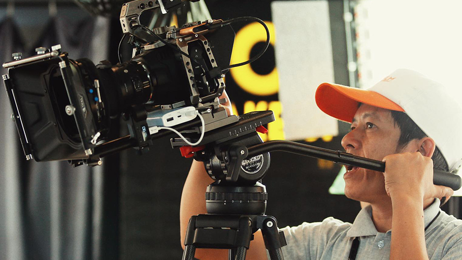 Hậu trường sản xuất phim QVFilm - phim cưới Gia Lai