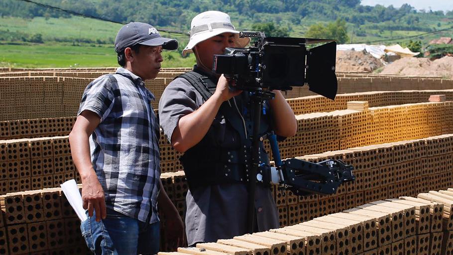 Hậu trường sản xuất phim QVFilm - Hậu trường Miền ký ức 2