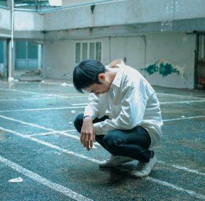 Thiên Lộc bật khóc khi một cảnh quay trong phim bị hỏng