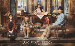 Phim Hàn Quốc luôn sáng tạo nội dung và thể loại. Tạo hình nhân vật rất khác biệt.