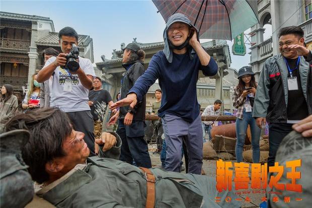 Doanh thu phim của Châu Tinh Trì ngày càng giảm.