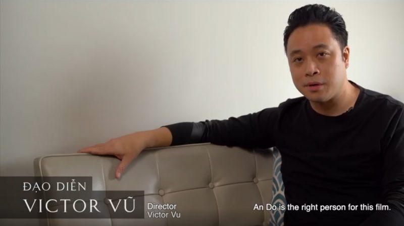 Đạo diễn Victor Vũ tiết lộ quá trình thiết kế mỹ thuật cho phim