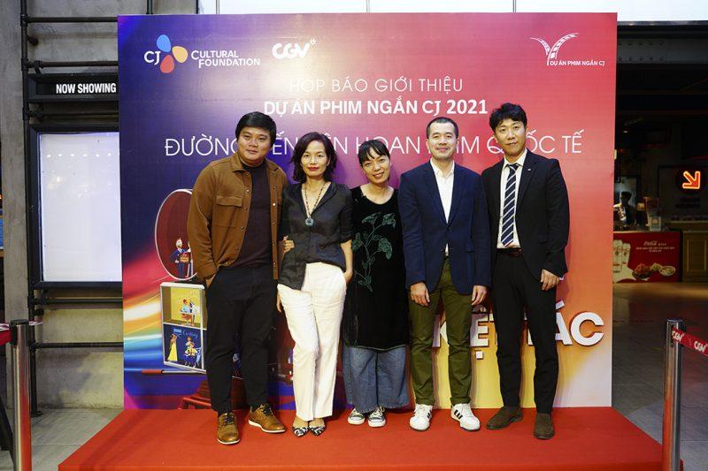 Đội ngũ cố vấn của mùa ba gồm nhà sản xuất phim Trần Thị Bích Ngọc, các đạo diễn Trịnh Đình Lê Minh, Nguyễn Hoàng Điệp và Trần Thanh Huy.