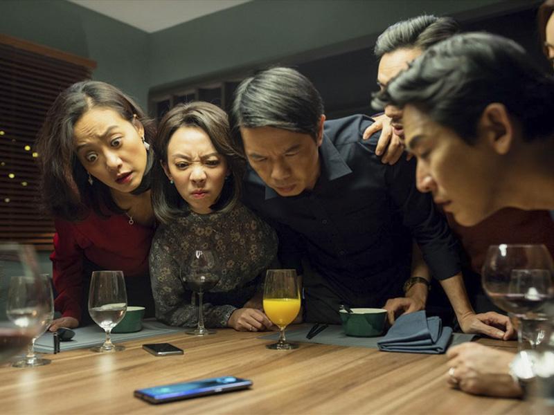 Tiệc Trăng Máu là một phim Remake gần đây của điện ảnh Việt